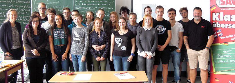 Klasse übersetzt in Wittenberg