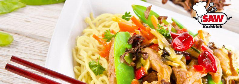 Kochklub Asiatische Gaumenfreuden