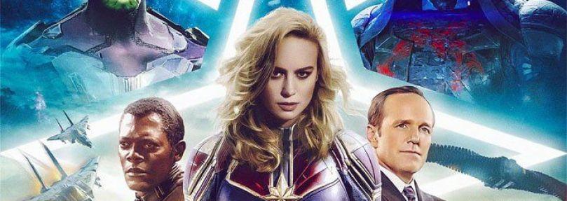 Symbolbild: Filmplakat Captain Marvel