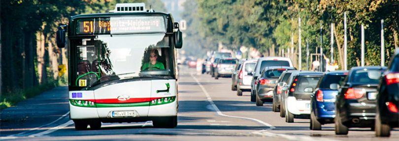 Bus der MVB