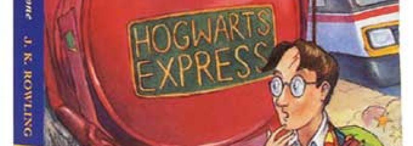 Harry Potter Erstausgabe