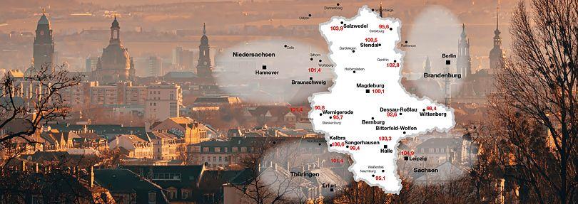 Online-Shops - Angrenzende Bundesländer