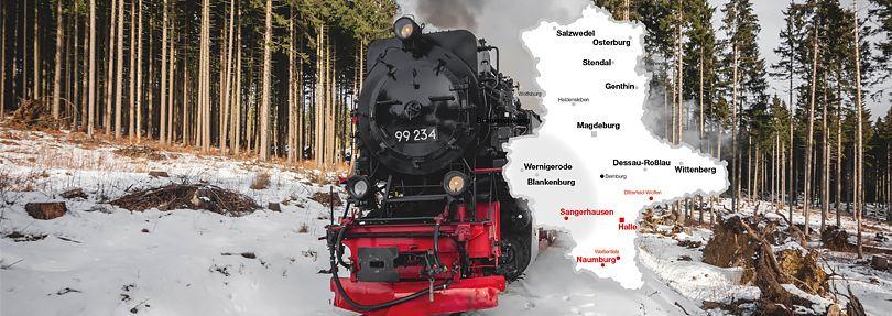 Online-Shops - Region West und Harz