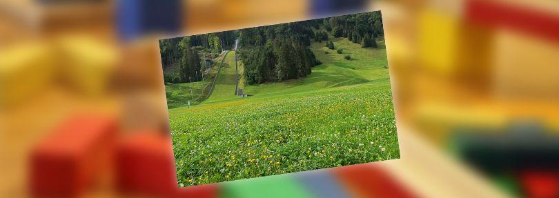 Ski-Bahn
