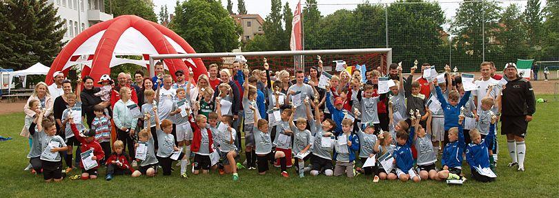 Junior-Soccer-Camp Halle