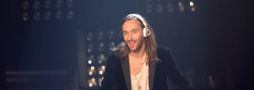 David Guetta Schreibt Em Song Radio Saw