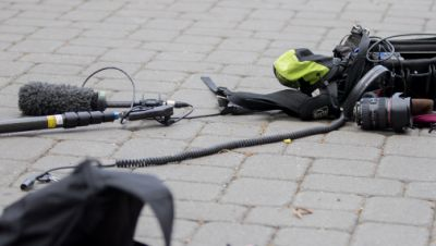 Angriff auf Kamerateam ZDF