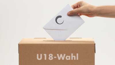 Wahlurne U18 Wahl