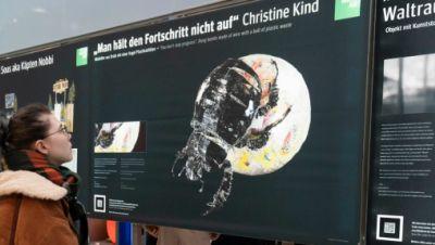 Symbolbild: ZeroWaste-Ausstellung in Münster
