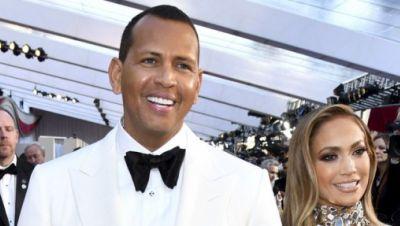 Jennifer Lopez und ihr Verlobter A-Rod