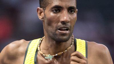 Marathon-Läufer Amanal Petros