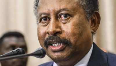 Abdullah Hamduk, sudanesische Regierungschef