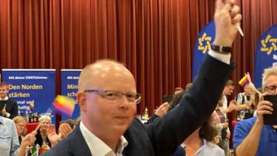 SSW zieht in Bundestag ein