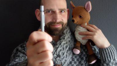 Sven Hilnhagen Illustrator Spielzeugdesigner