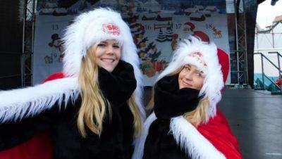 Weihnachtsengel in Bernburg