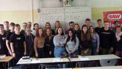 Klasse übersetzt in Schönebeck