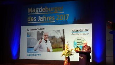 Magdeburger des Jahres