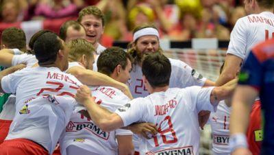 Handball-WM: Dänemark