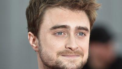 Der britische Schauspieler Daniel Radcliffe