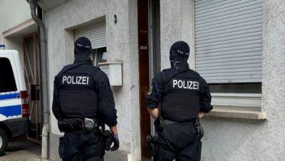 Bundespolizei Razzia