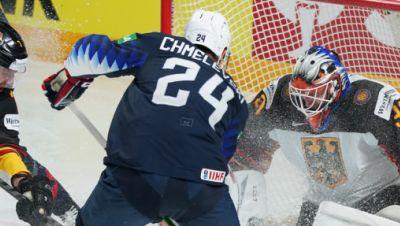 Eishockey-WM, Spiel um Platz 3, USA - Deutschland