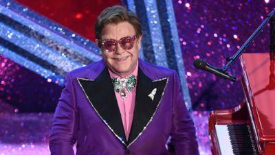 Elton John bei den Oscars 2020