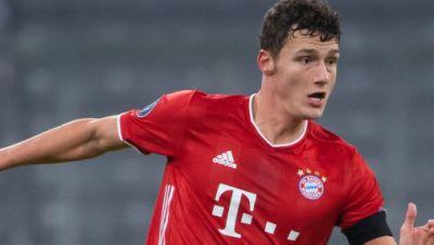 FC Bayern München - Benjamin Pavard