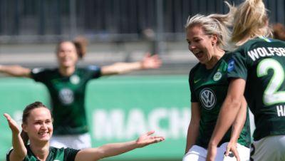 Frauenfußball - VfL Wolfsburg