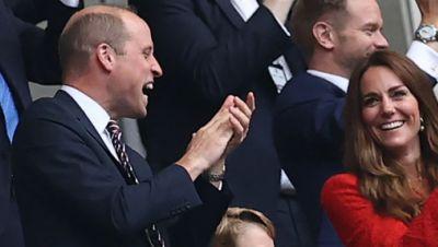 Prinz William mit Familie