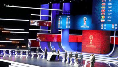 Fußball-WM Auslosung