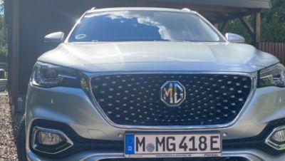 Auto: MG EHS
