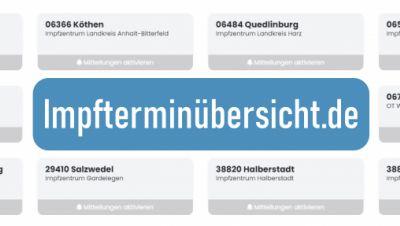 impfterminübersicht.de