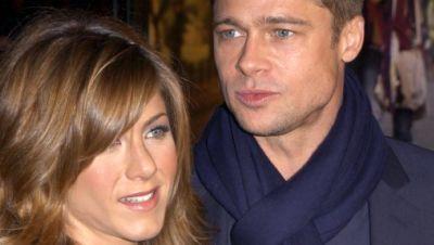 Jennifer Aniston und Brad Pitt als Paar vor über 15 Jahren
