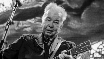 John Prine beim Bonnaroo Music and Arts Festival 2019