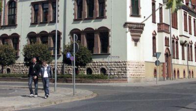 Haupthaus der Kreisverwaltung Mansfeld-Südharz