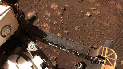 "Mars-Rover ""Perseverance"""
