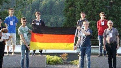 Deutsche Teilnehmer der Internationalen Mathematik-Olympiade 2020