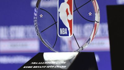 NBA All-Star Game Kobe Bryant MVP Award