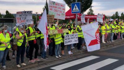 Streik ARYZTA