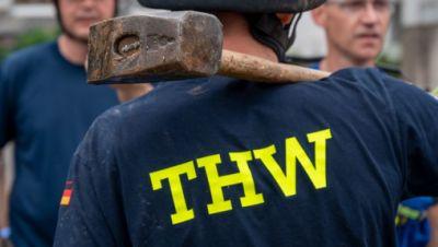 THW-Helfer