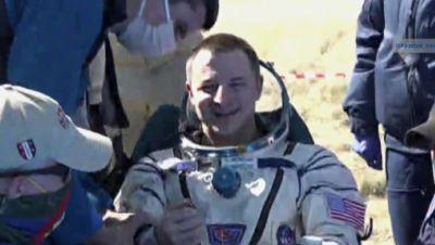 Raumfahrer, NASA, Sojus-Kapsel