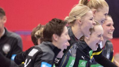 Handball-EM: Deutschland-Rumänien