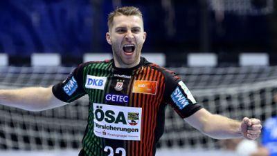 Lukas Mertens, SC Magdeburg