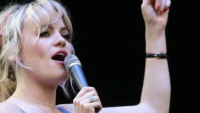 Sängerin Duffy