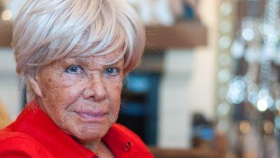 Schauspielerin Ingrid van Bergen