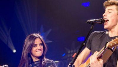 Shawn Mendes und Camila Cabello