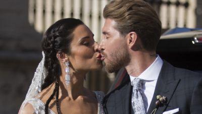 Hochzeit Sergio Ramos