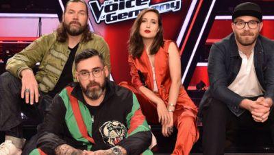 Coaches der 9. Staffel von «The Voice of Germany»