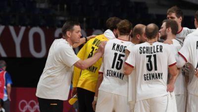 Handballer Olympia