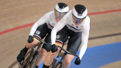 Lea Sophie Friedrich und Emma Hinze